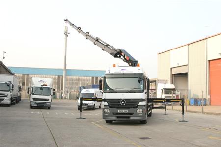Sussex Transport vehicles