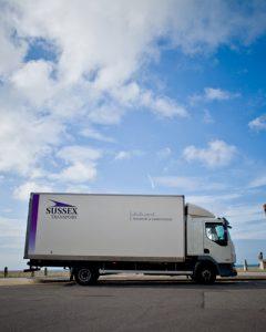 Sussex Transport Lorry