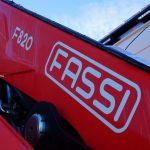 Fassi Crane 820 Hiab
