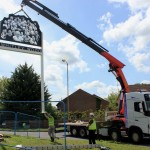 Signage Lifting Sussex