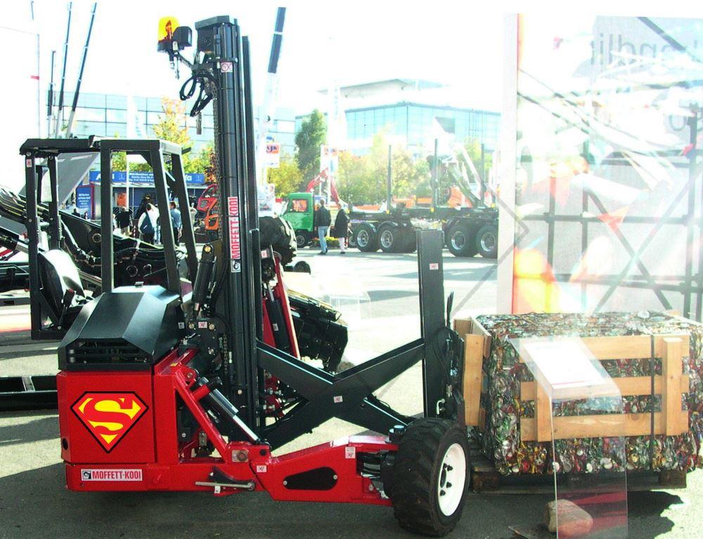 Moffett Forklift Sussex