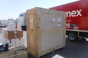 International freight ata carnet