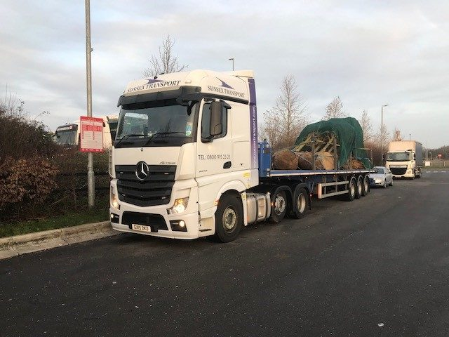 Trees-loaded-haulage