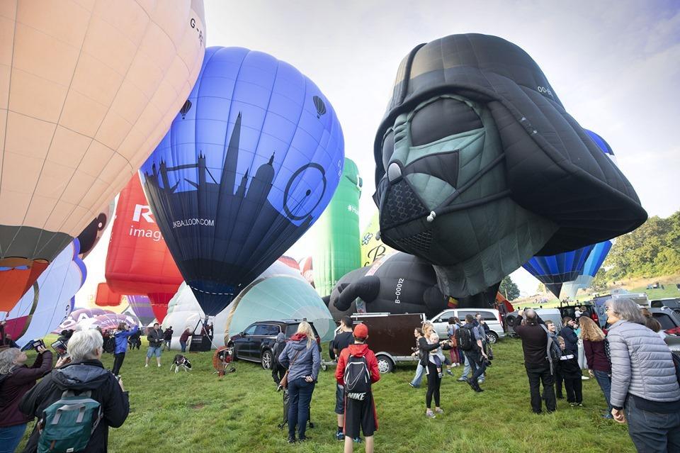 Balloon_Fiesta - Darth Vader