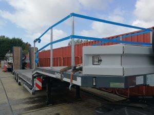 low loader trailer west sussex