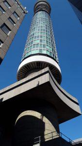 Haulage London BT Tower