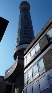 Fitzrovia Transport Company BT Tower