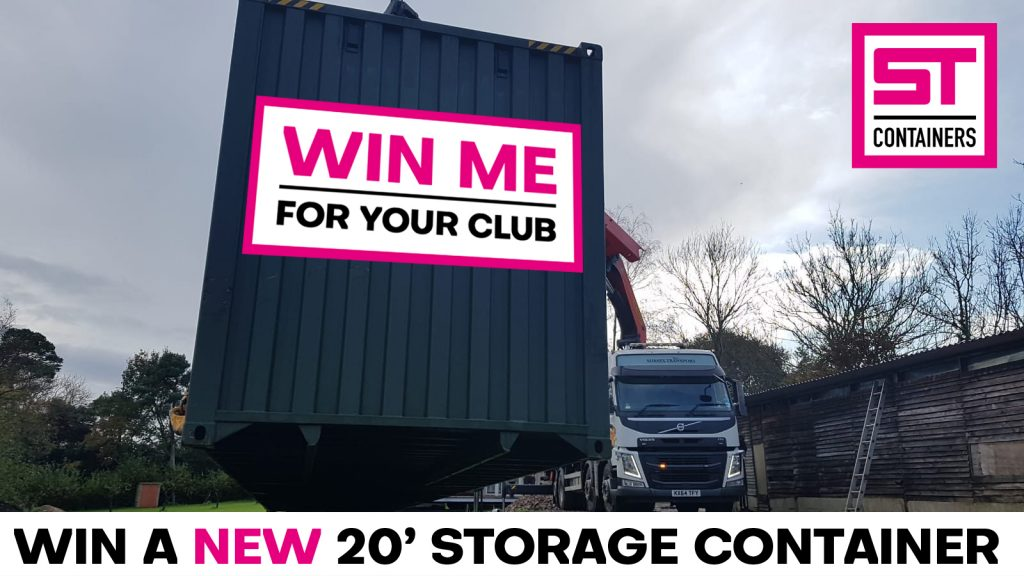 Win a 20' container