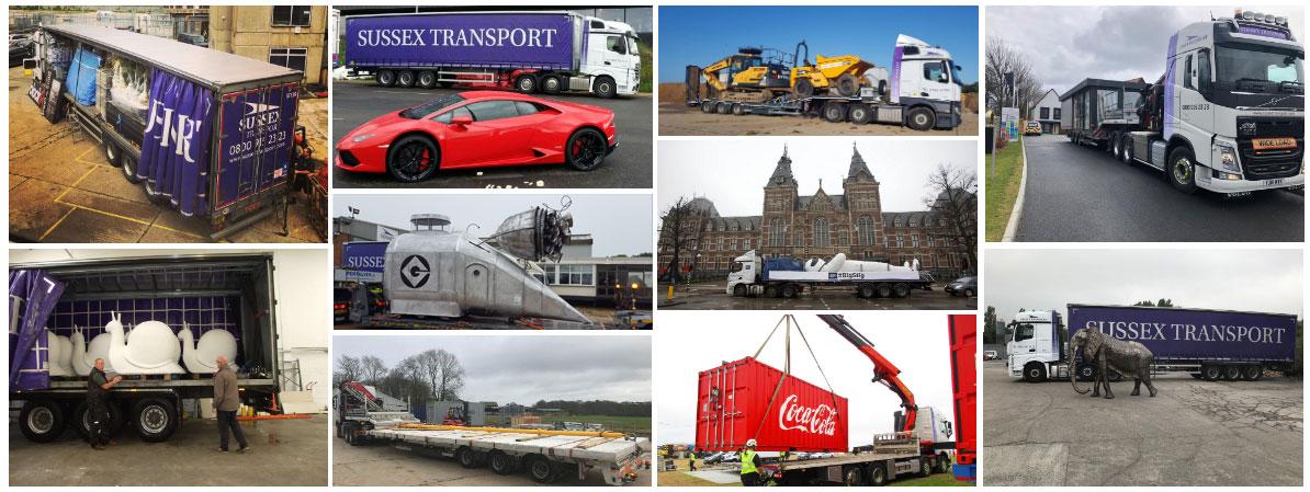 Artics-transport London