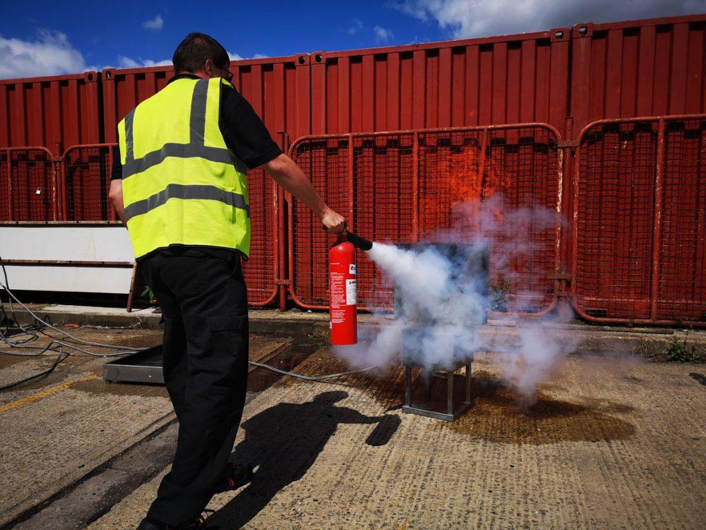 Fire-Marshall-training-Sussex