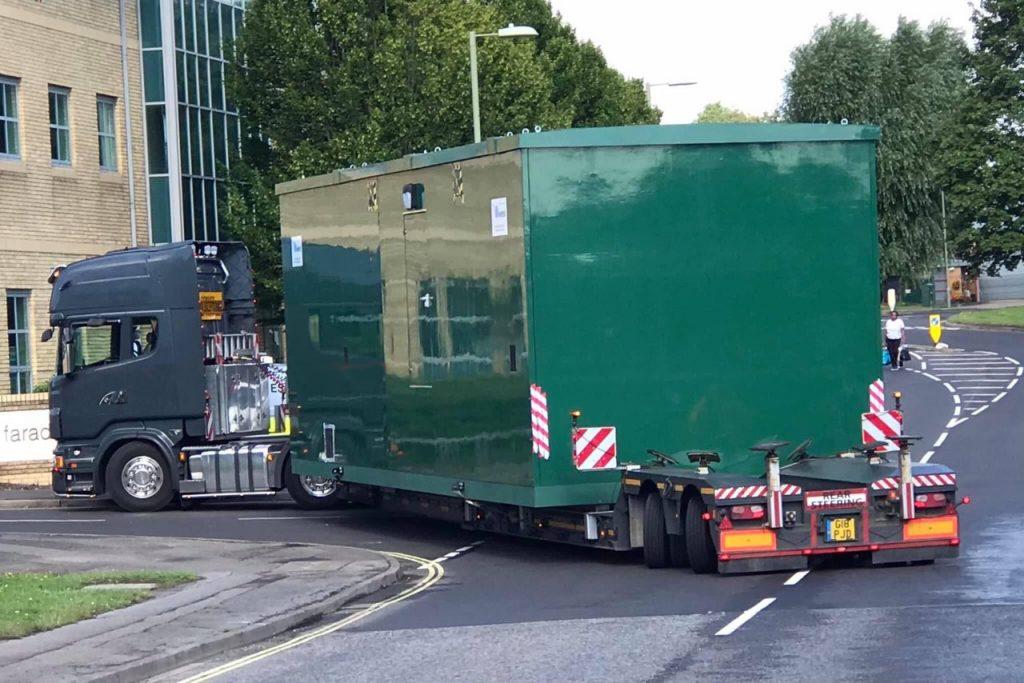 contract lift crane transport company 3