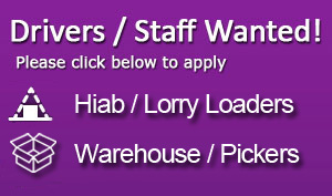 Drivers Wanted - Click to apply